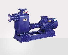 ZW自吸污水泵