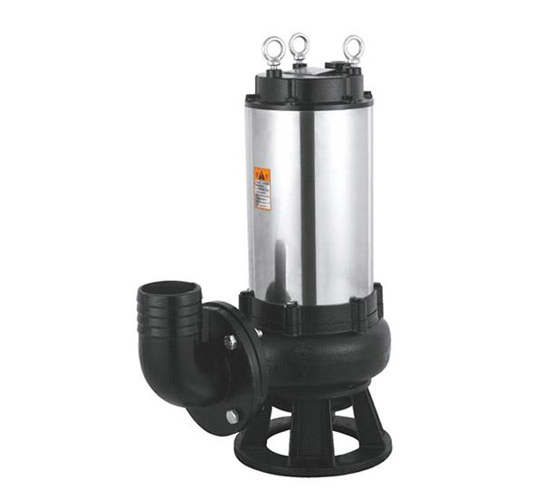 WQJP系列自动喷压搅匀排污泵