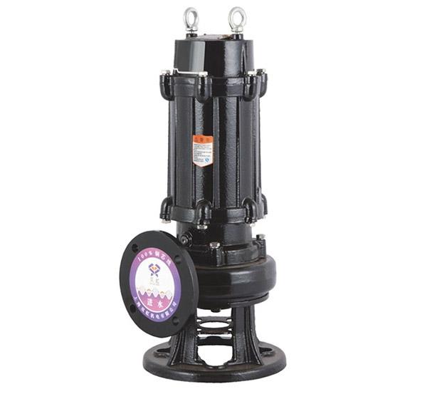 WQJY系列自动搅匀潜水排污泵