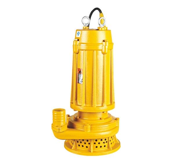 WQX系列高扬程工程污水泵