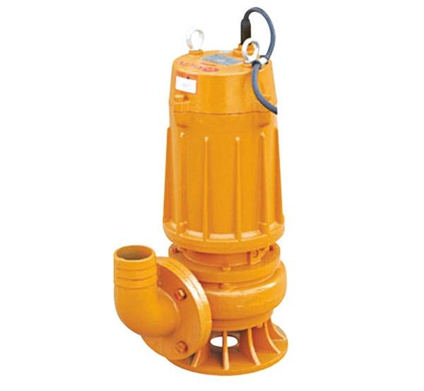 WQ/WQD系列无堵塞排污泵(上海式)国标法兰