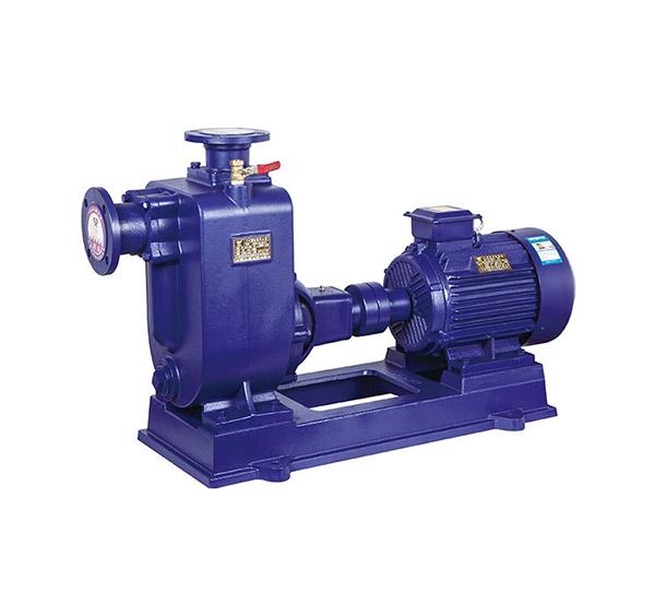 ZW型分体式自吸污水泵