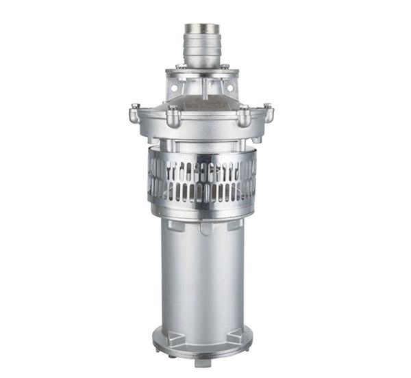 QY型(不锈钢)系列充油式潜水电泵