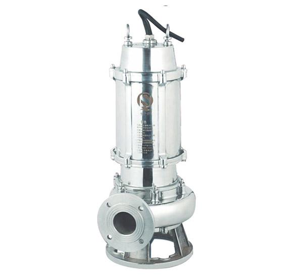WQD、WQ型系列全不锈钢污水泵