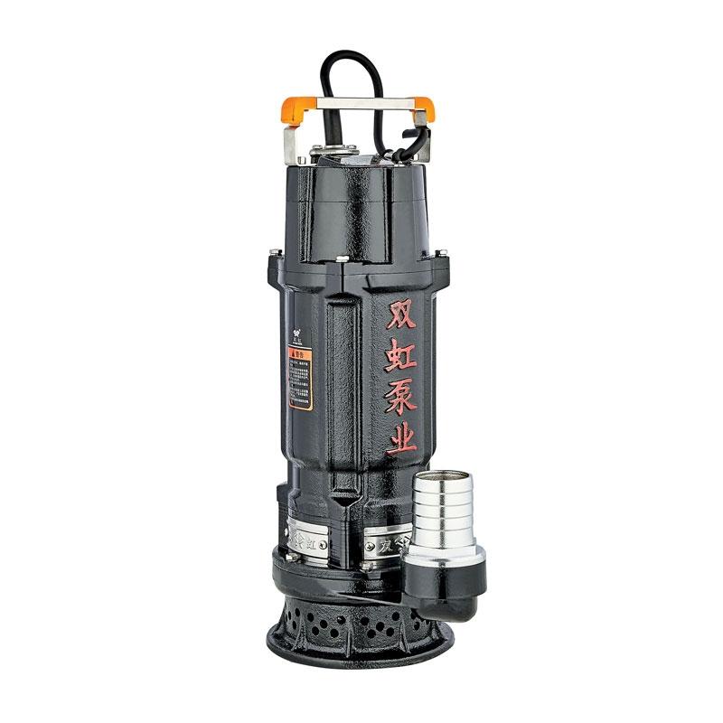 武汉油浸式防爆裂潜水电泵(2寸)