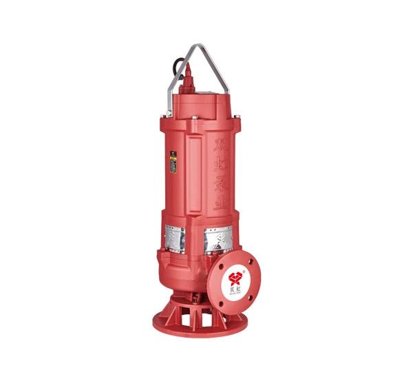 油浸式防爆裂潜水泥沙泵
